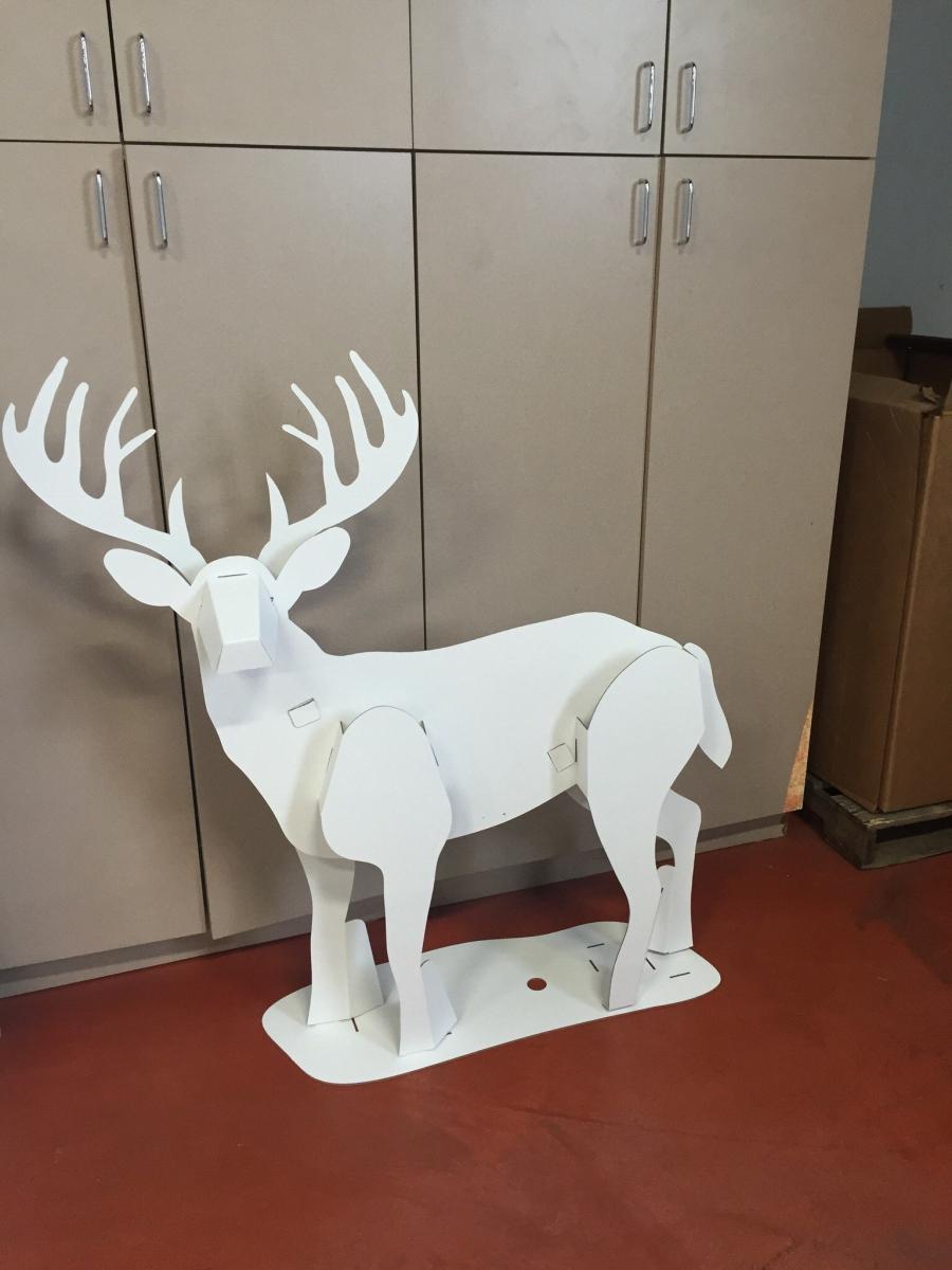 Cardboard Display Stands Butler Merchandising Solutions Llc
