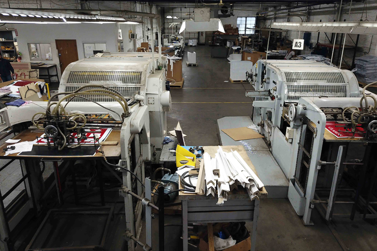 Automatic Die Cutting
